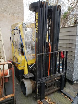 2004 Forklift Hyster Quad for Sale in Bronx, NY