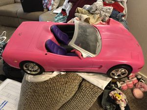 Vintage Barbie Corvette for Sale in Nashville, TN