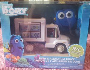 Disney Finding Dory R/C Aquarium Truck for Sale in Amherst, OH