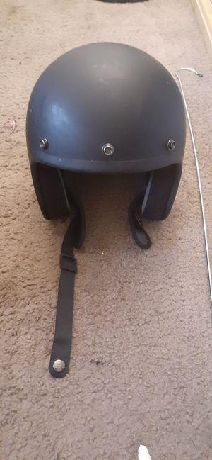 Biltwell Motorcycle Helmet ☆ Matte Black ☆ Size Small for Sale in Portland, OR