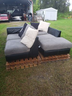 Sectional couch for Sale in Lithia, FL