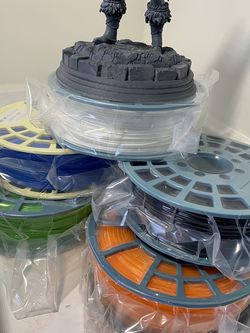 GST 1KG PLA Filament High Precision For 3D Printer for Sale in Westborough,  MA