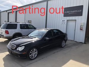 MERCEDES C230 kompressor parting out for Sale in Haslet, TX