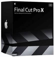 Final cut pro x for Sale in Los Angeles, CA