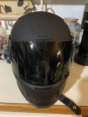 Iicon airform helmet. Large for Sale in Glen Allen, VA