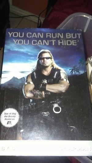 Book by duane dog chapman for Sale in Bloomington, CA