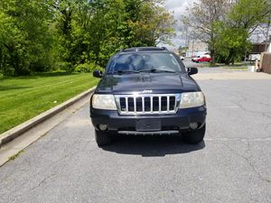 2004 Grand Cherokee Limited edition Jeep for Sale in MONTGOMRY VLG, MD