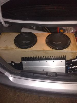 Alpine subwoofers for Sale in Tucson, AZ