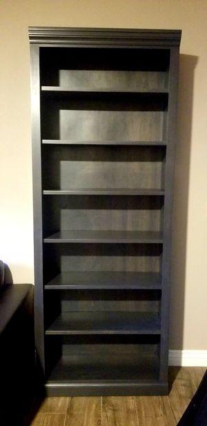 Platinum Grey 6 Shelf Bookcase for Sale in Mesa, AZ