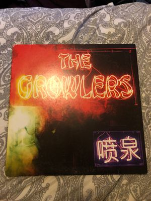 The growlers Chinese Fountain LP for Sale in Los Angeles, CA
