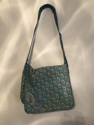 Vera Bradley blue messenger bag for Sale in St. Petersburg, FL