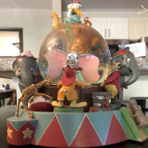 Disney snow globe for Sale in Palm Harbor, FL