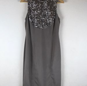 CHETTA B Silk Sleeveless Cocktail Dress Size 10 for Sale in El Cajon, CA