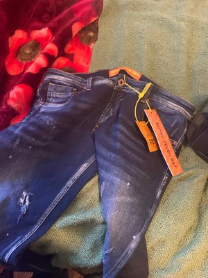 Never worn with tag designer jeans for Sale in Los Angeles, CA