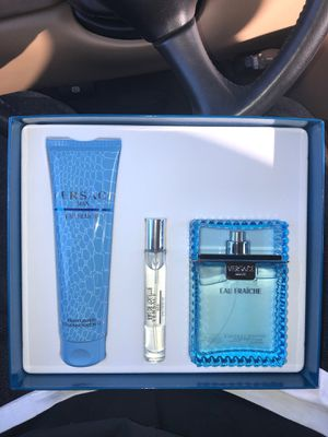 Versace cologne and DOLCE & GABBANA light blue sun 🌞 perfume for Sale in Roseville, CA