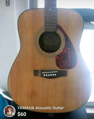 YAMAHA Acoustic Guitar for Sale in Oshkosh, WI