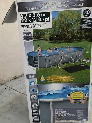 Used Above Ground Pool for Sale in Torrance, CA