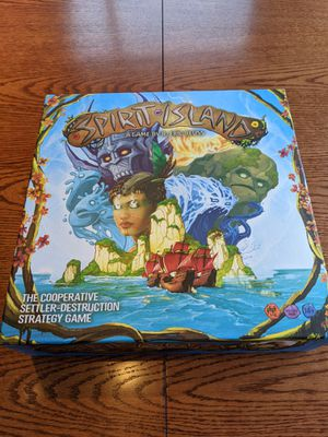 Spirit Island Board Game for Sale in Evergreen, CO
