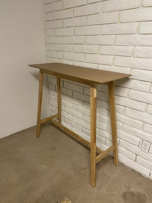 Mid Century Modern High Top Table for Sale in Phoenix, AZ