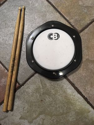 CB percussion practice drum pad for Sale in Kent, WA