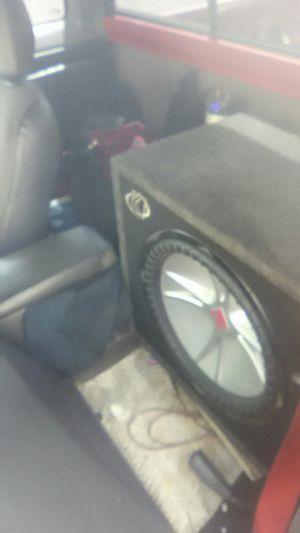 Pro audio shop need tire alignment or sound system let me know for Sale in Santa Ana, CA