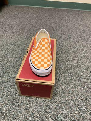 orange slip on van for Sale in Wichita, KS