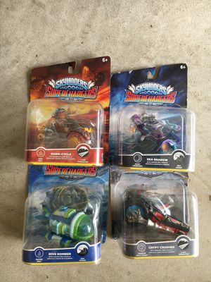 4 Súperchargers toys for Sale in Palm Bay, FL