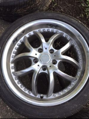Bigg Alloy wheels for Sale in Baltimore, MD