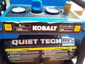 Kobalt Air Compressor for Sale in Issaquah, WA