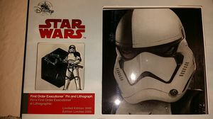 Star Wars Disney Store First Order Stormtrooper Pin LE 2000 for Sale in Paradise Valley, AZ