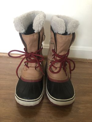 Women's Sorel Boots Size 8.5 for Sale in MONTGOMRY VLG, MD