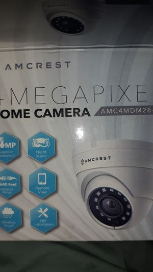 Armcrest security camera for Sale in Huntington Park, CA