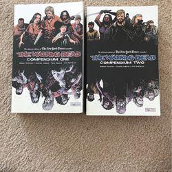 The Walking Dead Compendium 1&2 for Sale in Tieton,  WA