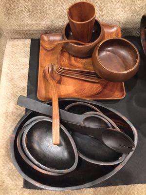 Vintage Teak wood - make me an offer for Sale in Monroe, WA