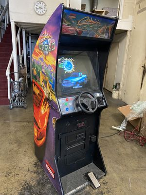 Midway Cruis'n World stand-up Arcade Video Game Machine for Sale in Chino Hills, CA