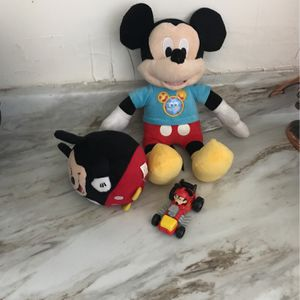 Disney Mickey Mouse Toys for Sale in Daly City, CA
