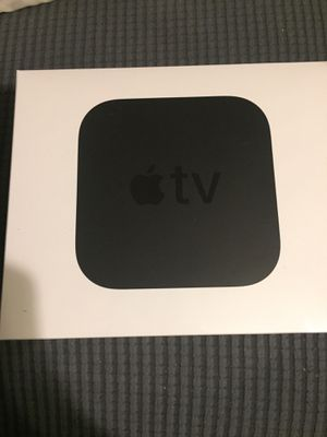 Apple TV 4K 32GB NEW for Sale in Miami, FL