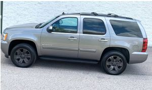 Excellent. Chevrolet Tahoe 2007 LTZ SUV Great Wheels for Sale in North Providence, RI