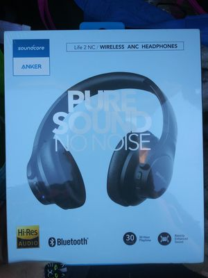 Anker Soundcore Life 2nc wired/bluetooth 5. Headphones for Sale in Willingboro, NJ
