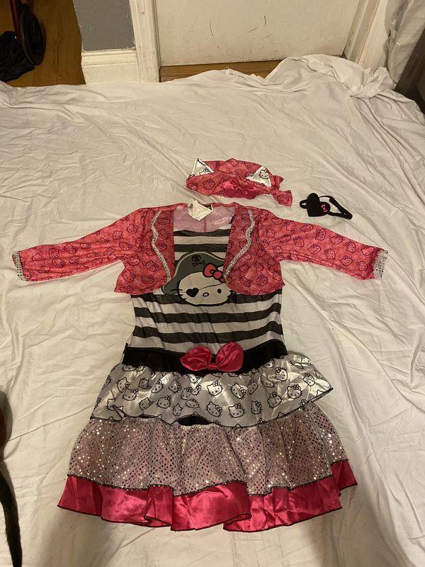 Hello Kitty Pirate Halloween costume