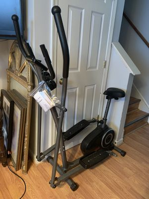 Elliptical Exercise Machine for Sale in Newport News, VA