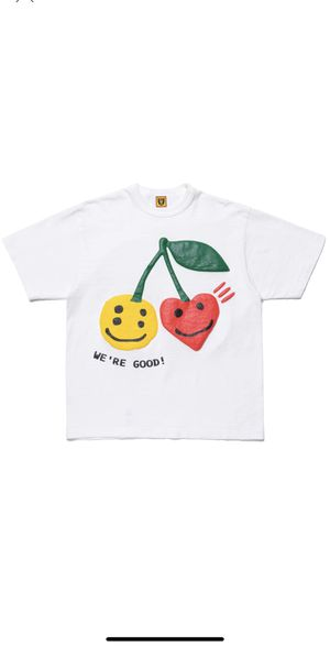 Cactus Plant Flea Market x Human Made Collab Tee for Sale in Lynwood, CA