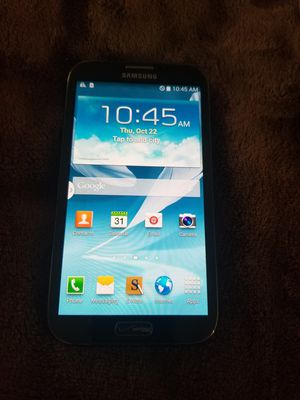 Samsung Galaxy Note 2 (Classic) for Sale in Riverside, CA
