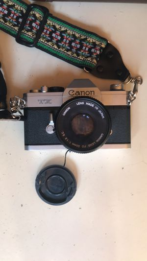 35 mm Canon Canera for Sale in Crystal Lake, IL