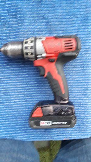 Milwaukee drill for Sale in Modesto, CA