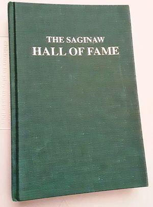 Saginaw hall of fame book saginaw Michigan history Excellent ! for Sale in Saginaw, MI