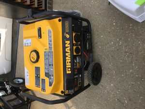 Firman generator for Sale in Bakersfield, CA