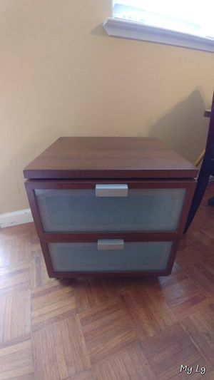 2drawer cabinet for Sale in West Sacramento, CA