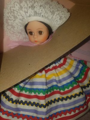 Vintage Madame Alexander Doll:Mexico for Sale in Fairfax, VA