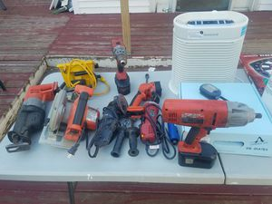 Tools, prices depend on each item, come check it out! for Sale in Lynn, MA